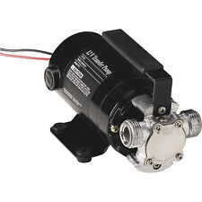 "WATER PUMP - 12 Volt - 340 GPH - 3/4"" Ports - Garden Hose Connect"