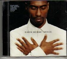 (DG973) Simon Webbe, Grace - 2006 CD
