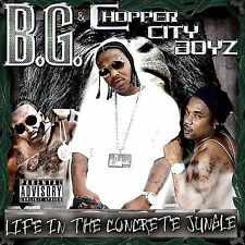 Chopper City Gorilla Dept: Life in the Concrete Jungle, BG & Chopper City Boyz,
