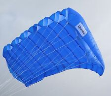 Quick 135 skydiving parachute reserve canopy - 7 cell - F111 - mint shape