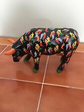 COW PARADE CHILIES CON CARNE COLLECTIBLE FIGURINE 47421