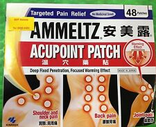 Ammeltz Targeted Pain Relief Acupoint Patch 48 Patches 23mm