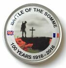 Battle of The Somme First 1st World War 1 WW1 Commemorative Badge