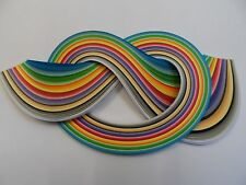 Quilling Paper 10mm  -  Assorted colours