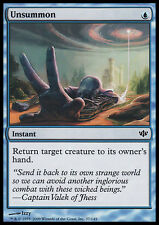 MTG UNSUMMON FOIL EXC - CONTROEVOCAZIONE - CFX - MAGIC
