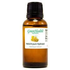 1 fl oz Helichrysum Hydrosol (Distilled by Essential Oil)