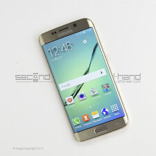 Samsung Galaxy S6 EDGE G925 64GB Gold Platinum Unlocked Grade B Condition