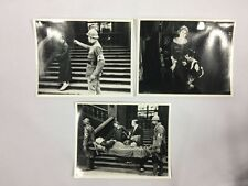 LOT OF 3 RARE MARY PICKFORD A LITTLE AMERICAN 1917 8x10 PHOTOS PICTURES