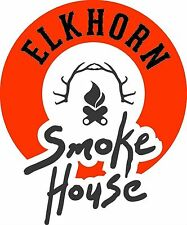 Elkhorn SmokeHouse sausage and jerky seasonings, barbeque rubs
