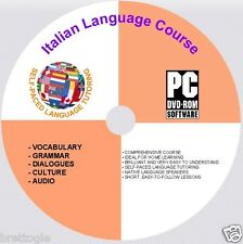 LEARN Italian LANGUAGE COURSE Italian COURSE ON DVD