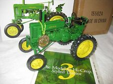 1/16 JOHN DEERE PRECISION #3 G HI-CROP COLLECTOR CENTER ERTL #15582A 2004 NIB