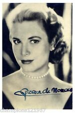 Grace Kelly  ++Autogramm++ ++Hollywood Legende++