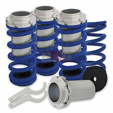 Golf Jetta 93-97 Coilovers springs lowering blue spring coil over