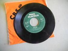 MIKE OLDFIELD mistake / rite of man  VIRGIN   45