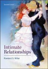 Intimate Relationships by Rowland S. Miller (2014, Paperback) 7th ED 0077861809