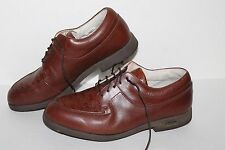 Footjoy Europa Collection Golf Shoes, #99267, Brown, Leather, Women's US Size 7