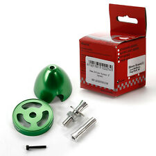 Miracle Aluminum 2 Blade Prop Spinner 2 inch- 50mm Green   US Vendor