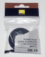 Nikon DK-19 Augenmuschel D800 D700 F6 D2X D2Hs D3 D3X D4 (NEU/OVP)