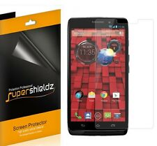 3X Anti-Glare Matte Clear Screen Protector Guard Cover For Motorola Droid Ultra