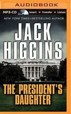 Sean Dillon: The President's Daughter 6 by Jack Higgins (2015, MP3 CD,...