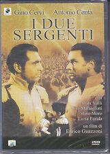 Dvd **I DUE SERGENTI** con Gino Cervi nuovo 1936