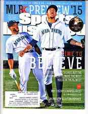 March 30, 2015 Felix Hernandez Robinson Cano Seattle Mariners Sports Illustrated