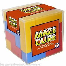 3D Game Maze Cube Puzzle Mind Game Hours Of fun Family Hard Game