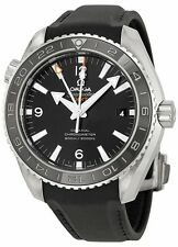 232.32.44.22.01.001 | OMEGA PLANET OCEAN GMT | BRAND NEW & AUTHENTIC MENS WATCH
