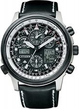 CITIZEN watch PROMASTER Eco-Drive radio clock chronograph PMV65-2272 Men