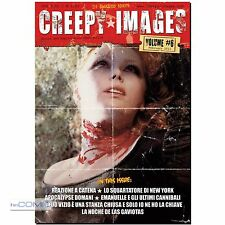 Creepy Image Volume 6 HORROR AND EXPLOITATION MEMORABILIA MAGAZIN 70er