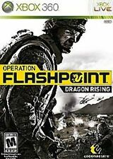 Operation Flashpoint: Dragon Rising GAME (Xbox 360) Free Shipping