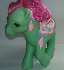 Vintage My Little Pony MERRY GO ROUND TASSLES beautiful!
