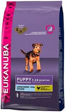 Eukanuba Large Breed Puppy Dry Dog Food 15kg Bag x 2 BULK + FREE DELIVERY
