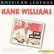 American Legends, No. 18: Hank Williams by Hank Williams CD BRAND NEW SEALED