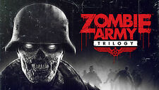 Zombie Army Trilogy Steam Gift (PC) - Region free -