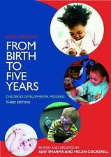 From Birth to Five Years: Children's Developmental Progress by Sharma, Ajay, Co