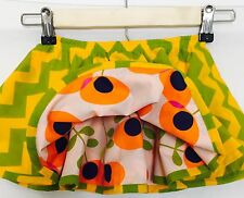 Right Bank Babies reversible circle skirt Size 2T Retails $53 Price $22
