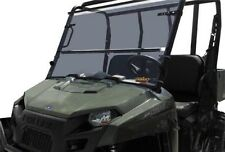 POLARIS RANGER 570 15-16 MIDSIZE FRONT FULL FOLDING FOLD DOWN HARD WINDSHIELD