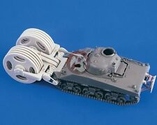 Verlinden 1/48 M4 Sherman T1E3 Mine Roller Aunt Jemima Conversion (Tamiya) 2247