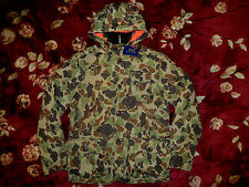 $325 Polo Ralph Lauren Mens Army Hoody Puffer Jacket Size Small S Authentic Coat