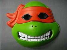 TMNT TEENAGE MUTANT NINJA TURTLES RAPHAEL THEME CHILD SIZE HALLOWEEN MASK PVC