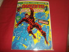 DAREDEVIL AND THE BLACK WIDOW #100  Marvel Comics 1973 FN/VF