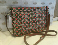 100% Genuine FOSSIL SYDNEY TOP ZIP MULTI CROSSBAG~ CLUTCH PURSE ZB5714998