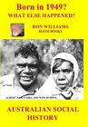 BORN IN 1949?....Birthday Book....Australian Social History...Oz Year-book 1949