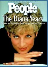 People Weekly Commemorative Edition The Diana Years Princess of Wales BN