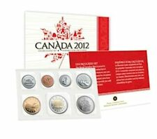 2012 Canada Regular Uncirculated Proof Like Set - RCM Issue