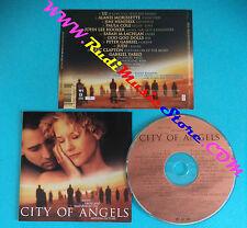 CD SOUNDTRACK City Of Angels 9362-46867-2 GERMANY 1998 no mc lp vhs dvd(OST2*)