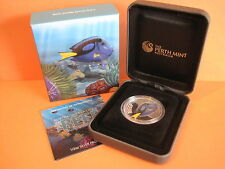 2012 AUSTRALIAN SEA LIFE II THE REEF: SURGEONFISH 1/2 oz SILVER PROOF COIN