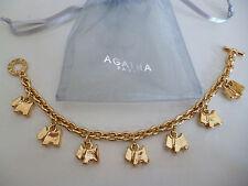 ��Ancien Bracelet Agatha Doré / Comme Neuf : Redoré Chez Agatha ��