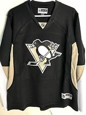 Reebok Women's Premier NHL Jersey Pittsburgh Penguins Team Black sz XL